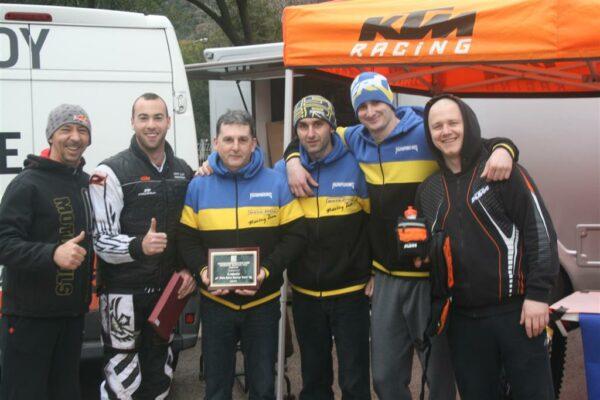 Moto-Špica Racing team