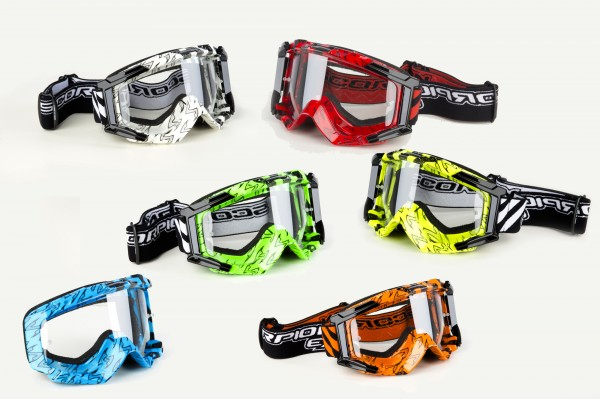scorpion motocross naočale