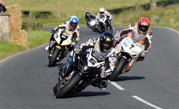 Bruce Anstey Ulster pic