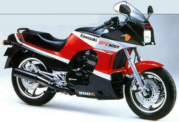 Kawasaki-GPZ900R1
