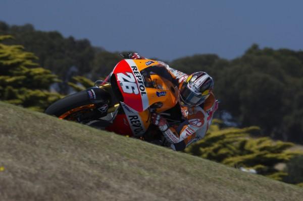 MotoGP 2014 - Philli Island MotoGP Test