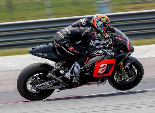 2 Aprilia Racing Melandri
