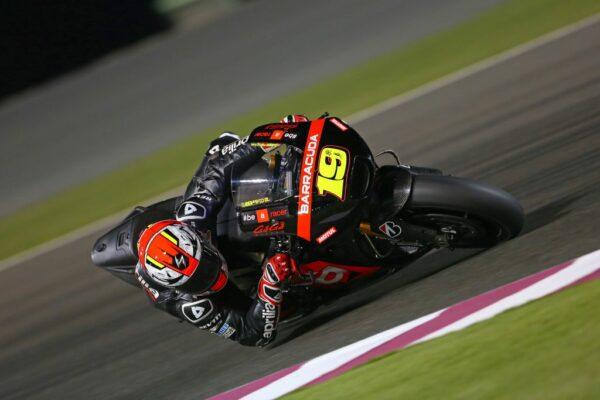 1 Aprilia Racing Bautista