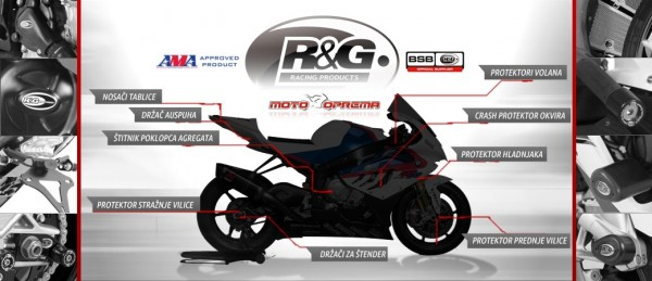 R&G Racing dodatna moto oprema i crash protektori 1