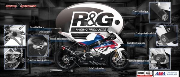 R&G Racing dodatna moto oprema i crash protektori